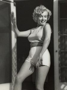 Marilyn Monroe. Bungalow