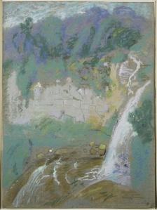 Fragment of Chittenga Falls