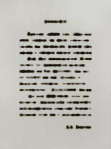 Texts. Sheet 1