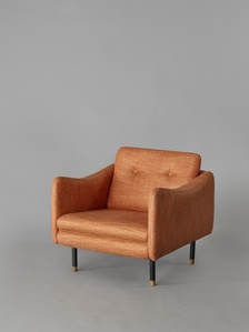 Pair of armchairs Teckel
