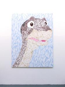 Dinosaur Painting
