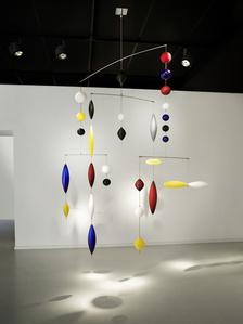 Mondrian's Mobile
