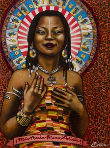 Mali Musician, Fatoumata Diawara