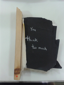 Book (You Think Too Much)