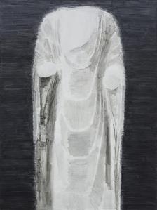 White Marble Figure ofBuddha No.4