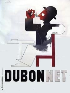 Dubon Dubonnet - White Background