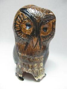Terracotta Owl 3