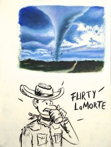 Introducing Flirty La Morte
