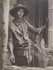 The Herbalist, Probably Louisiana or South Carolina