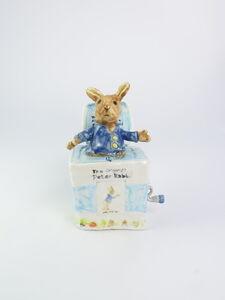 Peter The Rabbit Music Box