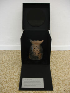 Experimental Archeology: Owl shaped vessel