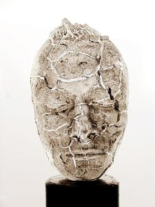 Life Mask of the Artist and Himself at 29