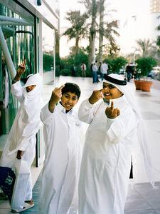Boys, Qatar