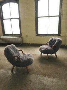 Muslinge-stol