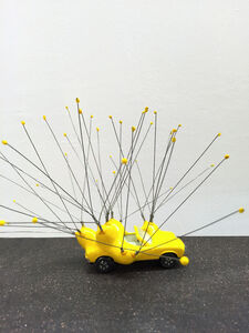NFI Lab Sample: Prickly Porsche