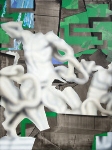 game over (Laocoon group)