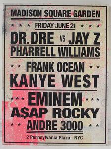 Dream Concert - Madison Sq Garden - Dr Dre vs Jay Z