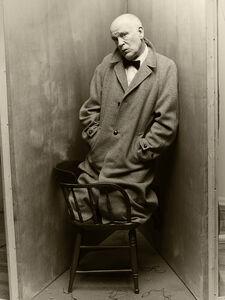 Irving Penn / Capote, New York (1948)