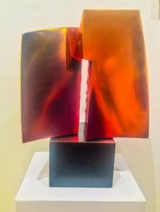 Solar Energy Transformer (Red)
