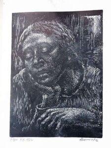 """Negro (The Negress"""") 1932"""