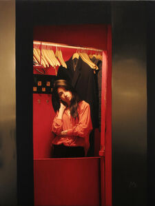 Coat Check Girl