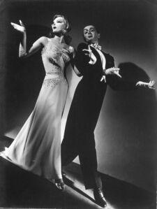 De gala (Eva Fernbach y Harold Pinter Bailarines del Teatro Colòn)