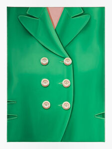 Green Jacket (Fiona)