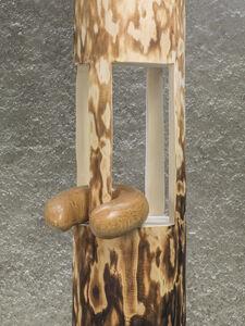 Sculpture Object 56: Le vers de terre