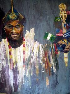 Yoruba Universal Majesty