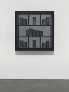 Grey Prism Painting III