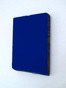 Bleu Outremer Celeste