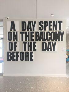 A Day Spent (calendar piece)