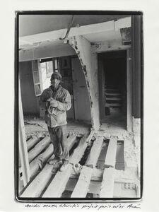 Gordon Matta-Clark, 9th Paris Biennale, Paris, October, 1975