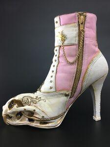 Cat Skull Shoe