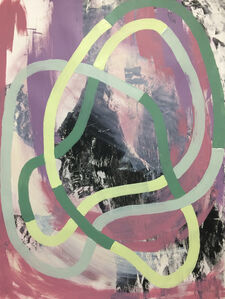 Impulse Painting #14