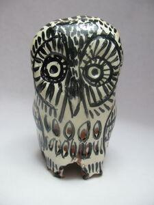 Terracotta Owl 2