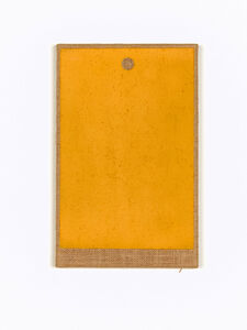 Untitled (Signal Orange)