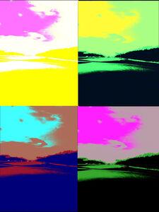Warhol Landscape