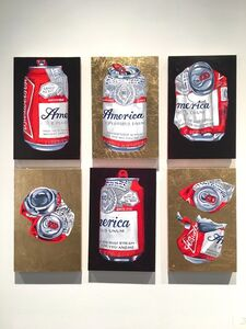 """Budweiser American Cans"""