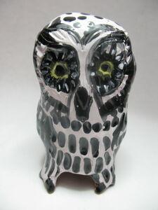 Terracotta Owl 4