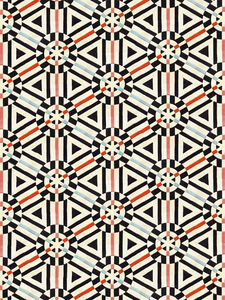 Rectangular Area Rug - Kaleidoscope