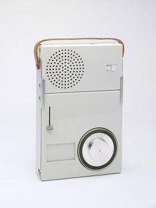 Braun Portable Record Player