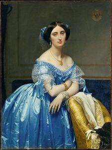 Joséphine-Éléonore-Marie-Pauline de Galard de Brassac de Béarn (1825–1860), Princesse de Broglie
