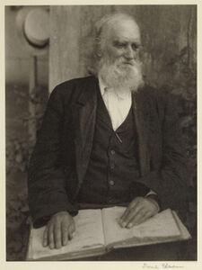 Brother William of the Shaker Settlement, Mount Lebanon, New York