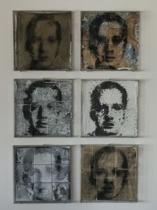 6 Works from the Narcisos Series