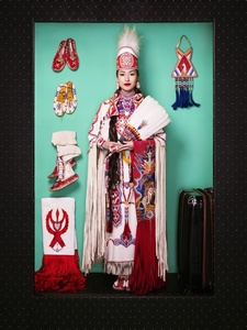 Wakeah (Kiowa/Comanche Doll in Box)