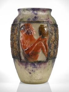 """Libations"" Vase"