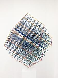 Multicolored Cube Configuration # 3
