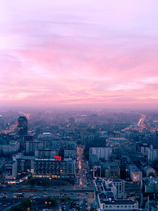 Warszawa Sky