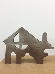 Untitled Ceramic, Brown II